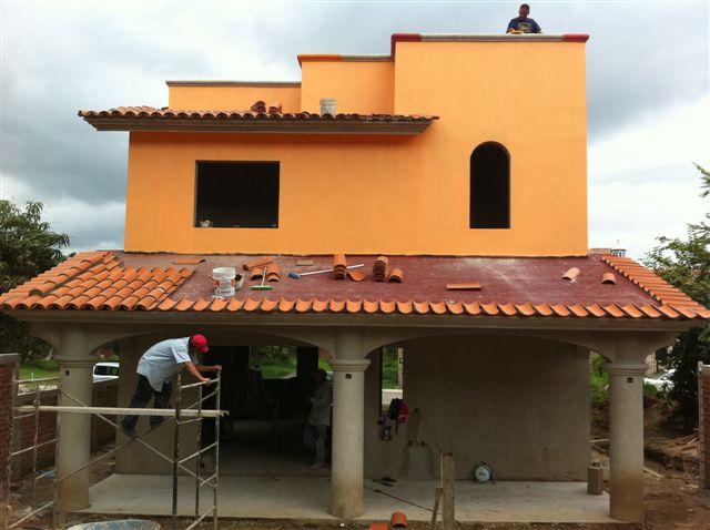 Casa Lucero 12.08.2011 (20) & Mi Casa en Bucerias: 9 Finishing 2 memphite.com
