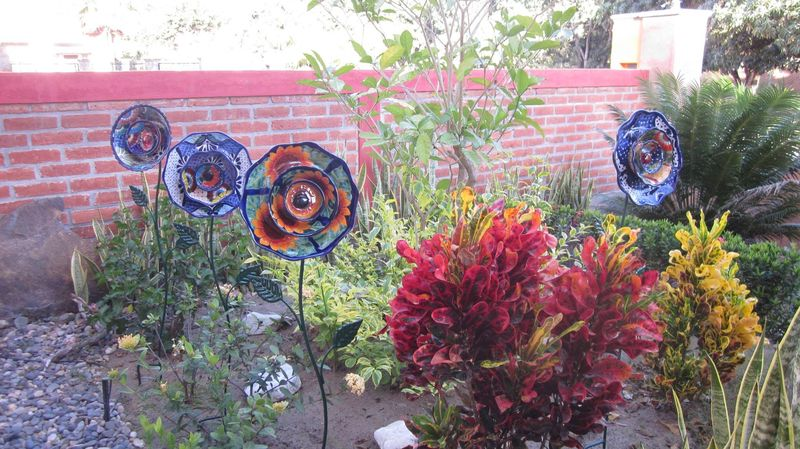 Talavera Flowers