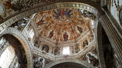 Oaxaca Church Dome