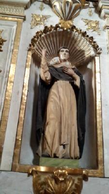 Oaxaca Statue