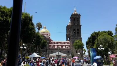Puebla Plaza