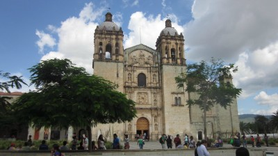 Oaxaca Convent Church