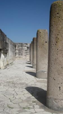 Mitlan Columns